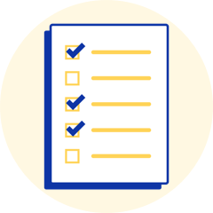 Get your property checklist